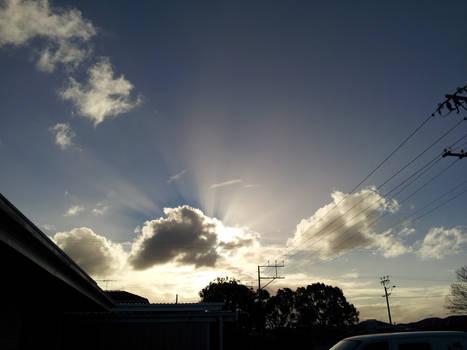 Clouds #6