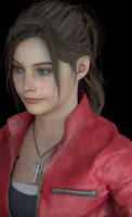 Claire redfield blender