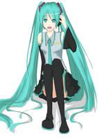 SS - Hatsune Miku by Lelynt