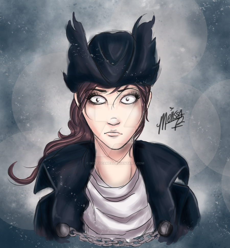 Bloodborne-Character by IKittyCakes on DeviantArt