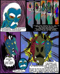 Page 13 the Electric Mummy by TERROROFNECRONIA