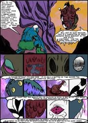 Page 14  The Electric Mummy by TERROROFNECRONIA