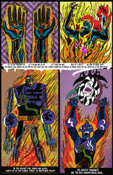 Page 15  The Electric Mummy by TERROROFNECRONIA