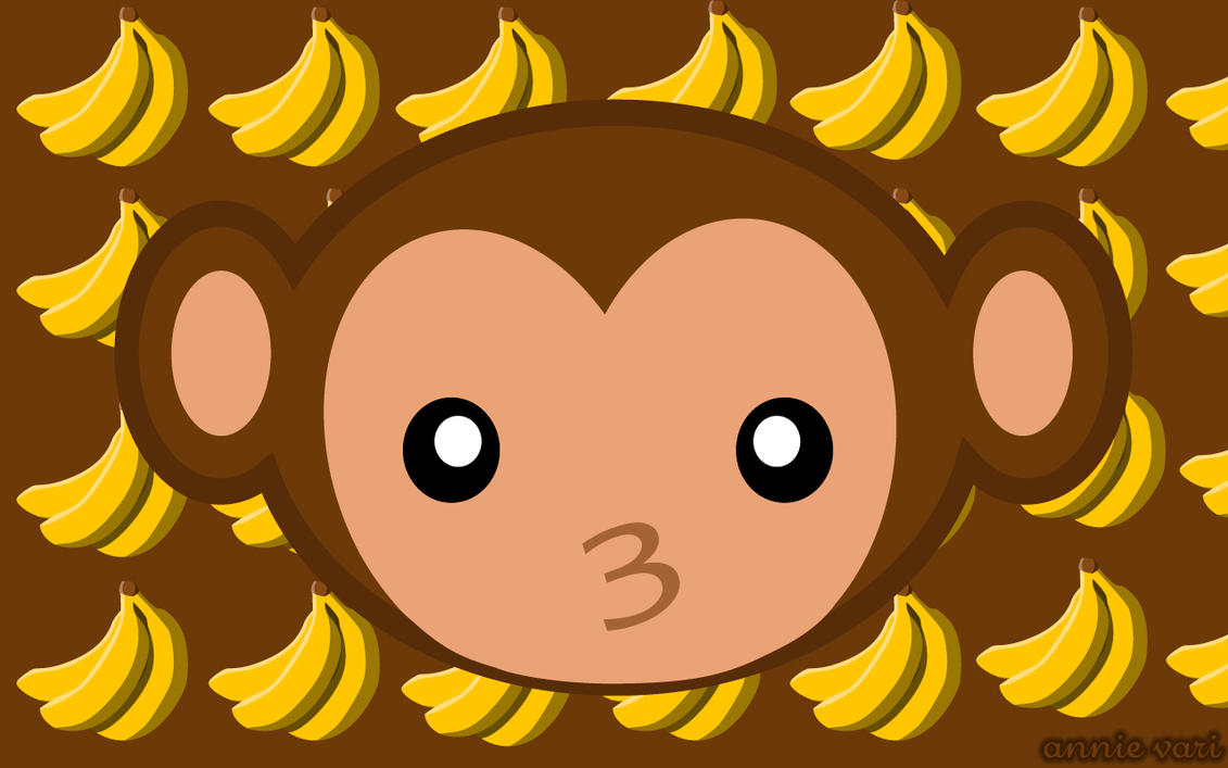 Monkey Wallpaper monkey wallpaperanniegaskarth on deviantart
