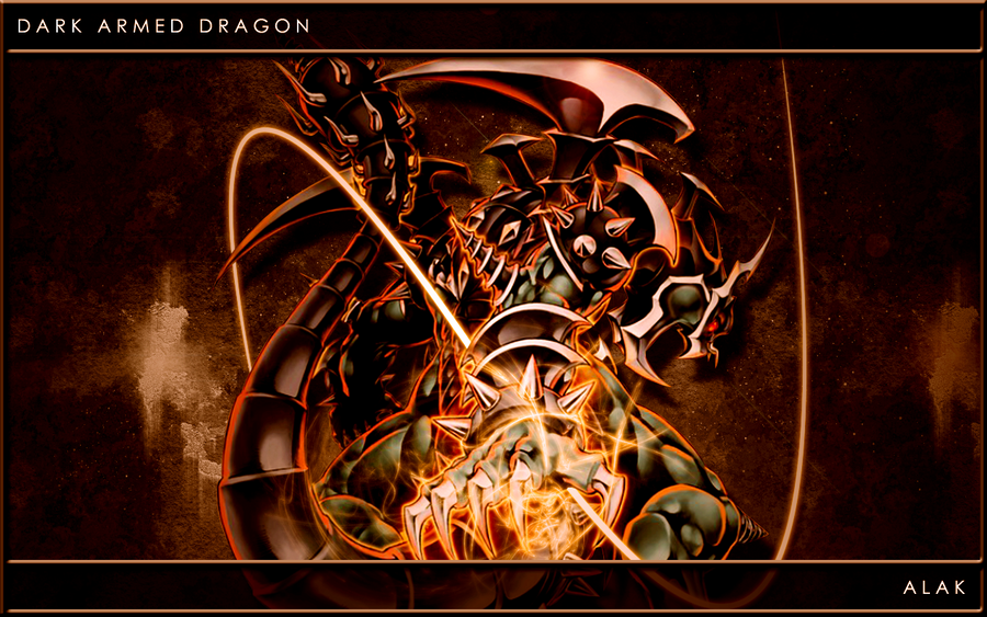 Dark Armed Dragon by Alakdilion on DeviantArt