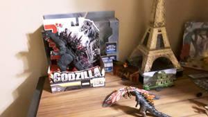 My Collection of Godzilla Merch.