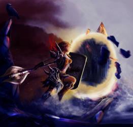 The Rift (Diablo 3 Fanart)