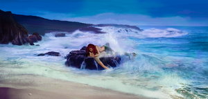 Part of your world (The Little Mermaid Fanart)