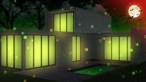 Night camp Residence - Midnight version