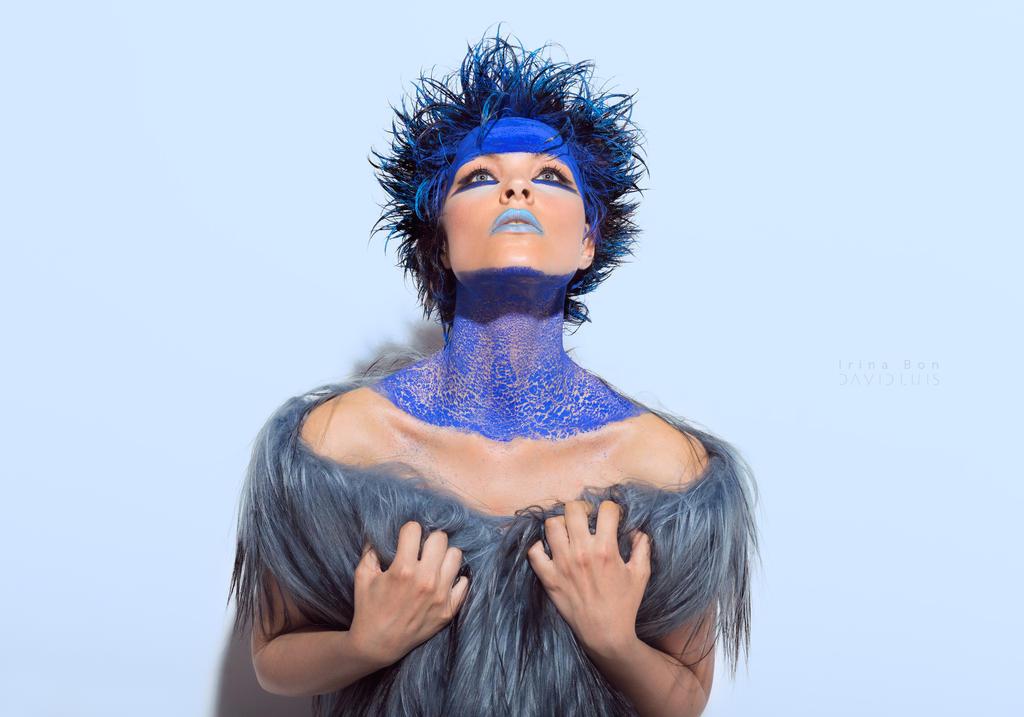 Blue Shinigami by Ultramelodic