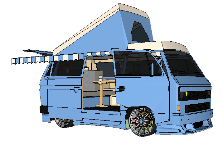 powder blue vw t3 tuning by 1970superbird on deviantart. Black Bedroom Furniture Sets. Home Design Ideas