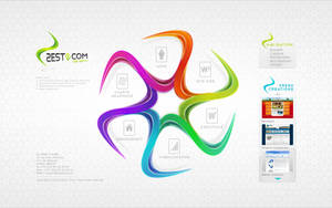 Zest2com Home by NitroVince