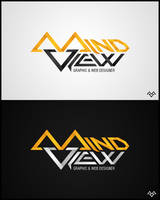 Mindview Logotype by NitroVince