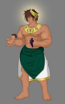 Godbound: Aram, God of Strength and Virility