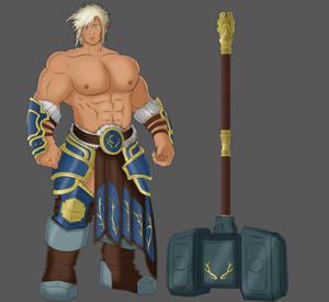 Dungeons and Dragons: Aramar Titanborn