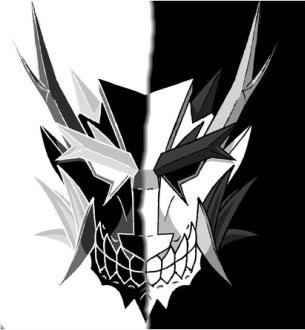 New vizard mask by demonweegee on deviantart - Ichigo vizard mask ...