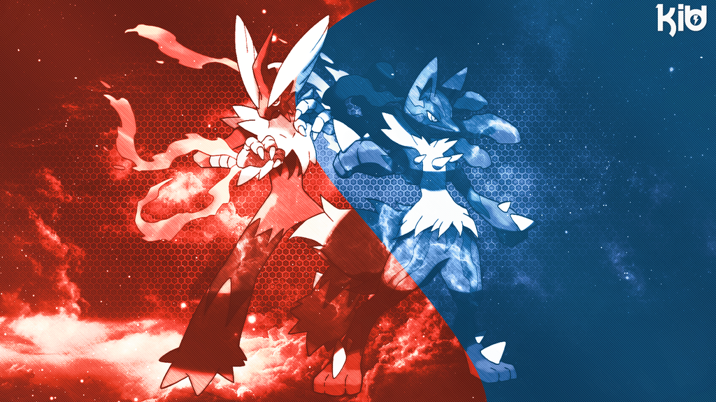 MEGA POKEMON WALLPAPER by KevinKingdra6797 on DeviantArt