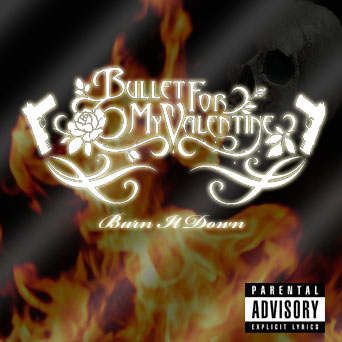 Bullet for my valentine album by famicomman89 on deviantart