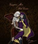 Vampire Miri x Bat-Vonne - Full-body ver.