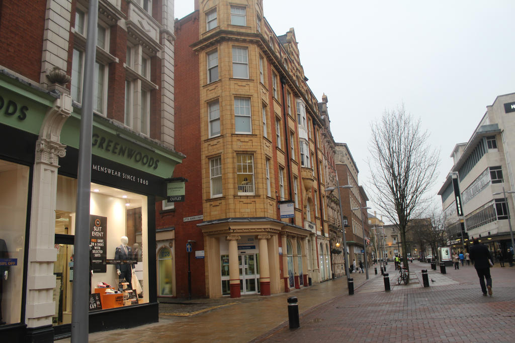 Hull City Centre By RosieDesign On DeviantArt