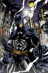Batman - Colab Work