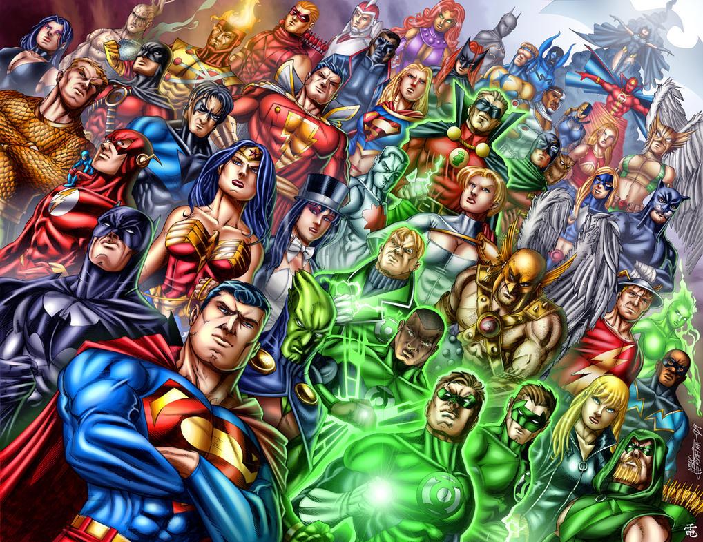 Vì sao Bat Man vs Super Man lại ko được vào Avengers?? 10