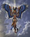 Isis the Goddess
