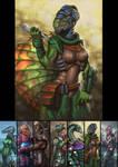 Dinosaucers Series - Steggie [Repost]