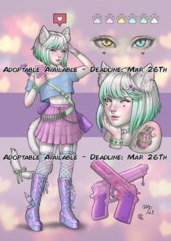Adoptable Available [2 DAYS LEFT]