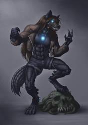 Werewolf WoD Commission