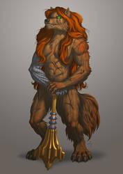 Werewolf WoD-2 Commission