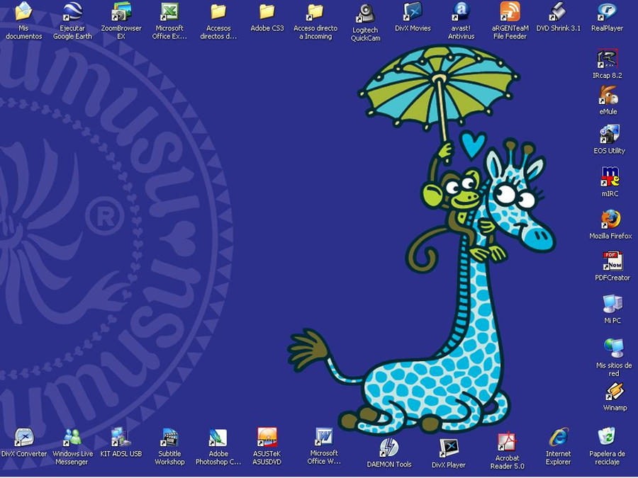 Desktop Screenshot by merigiros