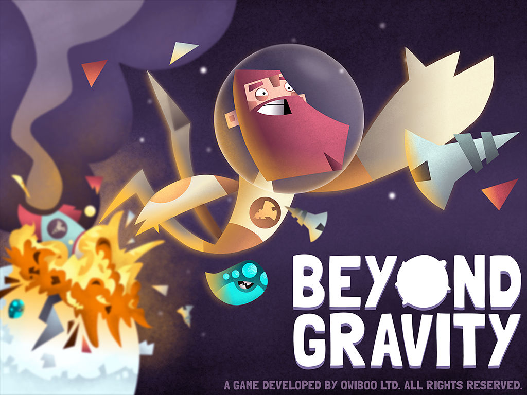 Beyond Gravity Cover Art