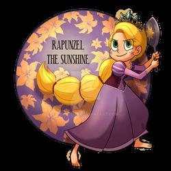 Rapunzel: The Sunshine