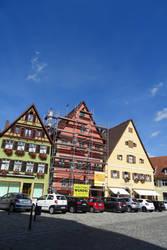 Dinkelsbuehl Stadt Germany by GrafvonMontfort