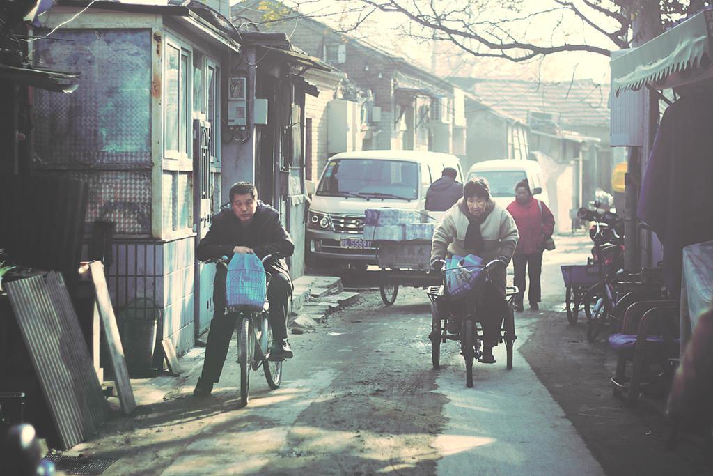 Beijing StreetLife by ornie