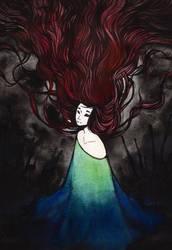 Darkness Rising by SmileyDoppelganger