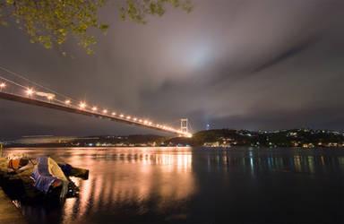 fatih sultan mehmet bridge by flayzeraynx