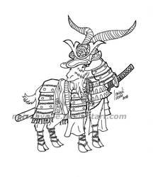 Samuraiyagi by noisulivone