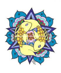 Mandalas Experimentation #5