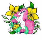 Candy Ponyta Galar: New Avatar