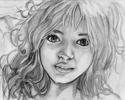 Beautiful Girl by Duckylanaa
