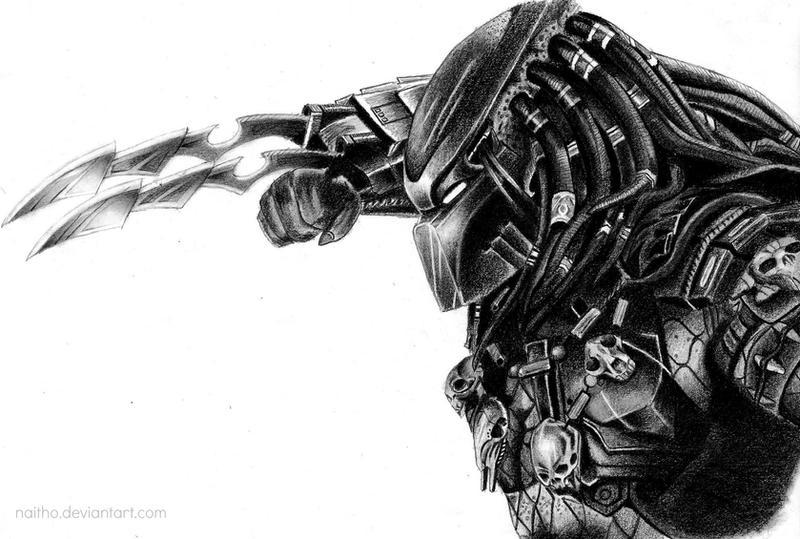 Predator by Naitho