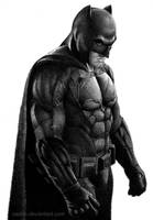 Batman - Batman v Superman by Naitho