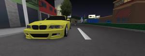 Alone BMW...