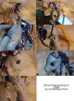 Shiva Final Fantasy X