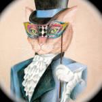 Masquerade Cat