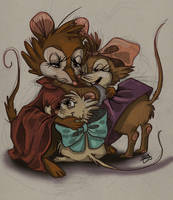 Brisby Family (Pt.1 Brisby girls)