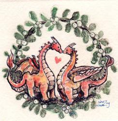 Dragon Mistletoe