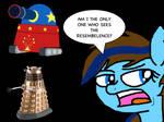 random Dalek/ Party tank rant XD